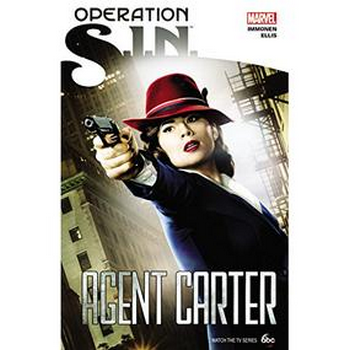 Operation Sin : Agent Carter TP