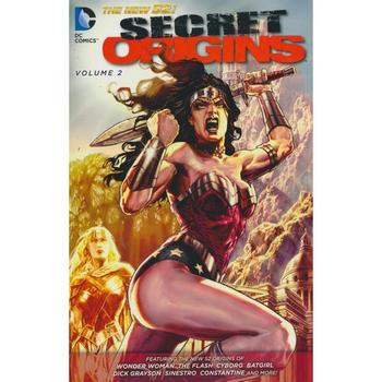 Secret Origins Vol. 2 TP