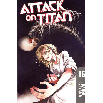 Attack on Titan Vol. 16 SC