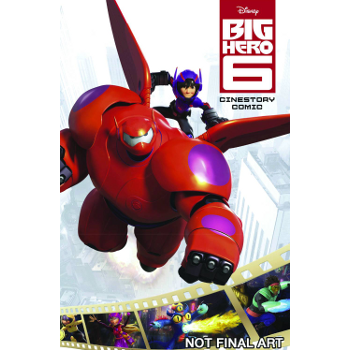Big Hero 6 Cinestory SC
