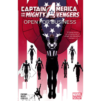 Captain America Mighty Avengers Vol. 1: Open for Business TP