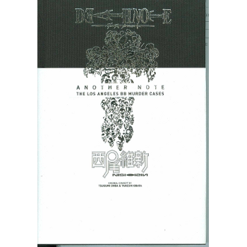 Death Note : Another Note Novel HC