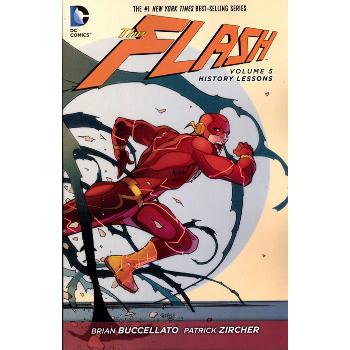 Flash Vol. 5 : History Lessons TP (N52)