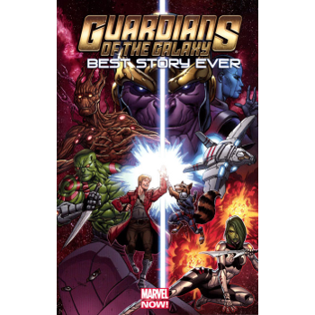 Guardians of the Galaxy : Best Story Ever TP