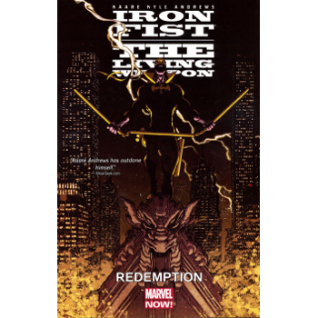 Iron Fist Living Weapon Vol. 2 : Redemption TP