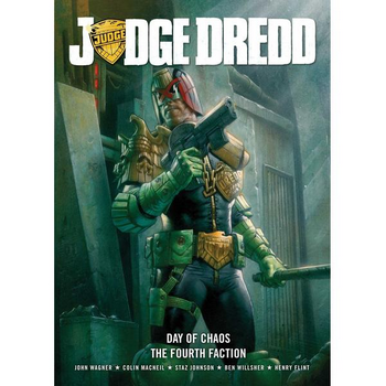 Judge Dredd : Day of Chaos - Fourth Faction SC