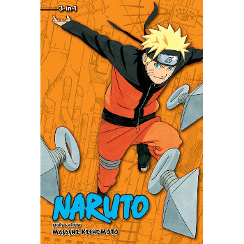 Naruto 3-in-1 Edition Vol. 12 SC