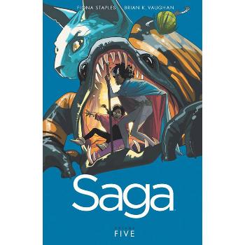 Saga Vol. 5 TP