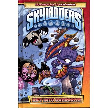 Skylanders : Rift into Overdrive HC