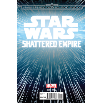 Star Wars : Shattered Empire #1 Hyperspace Variant