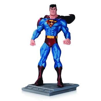 Superman Man of Steel by Ed McGuinness statue