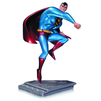 Superman The Man of Steel Animated statue