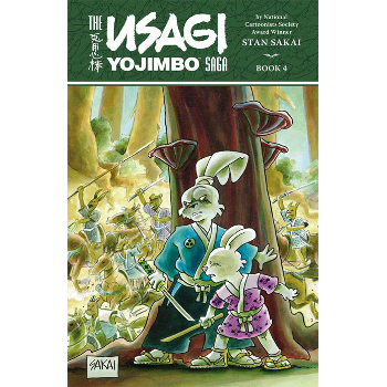 Usagi Yojimbo Saga Vol. 4 SC