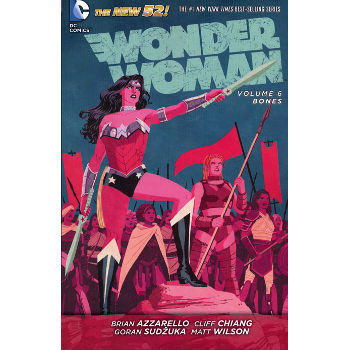 Wonder Woman Vol. 6 : Bones TP (N52)