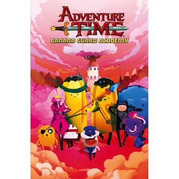 Adventure Time : Banana Guard Academy TP