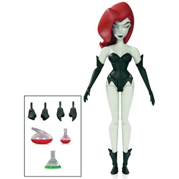Batman Adventures Animated Series :  Poison Ivy action figure