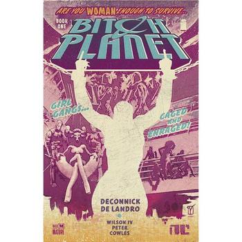 Bitch Planet Vol. 1 : Extraordinary Machine TP