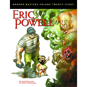 Modern Masters Vol. 28 Eric Powell SC