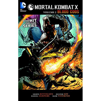 Mortal Kombat X Vol. 2 : Blood Gods TP