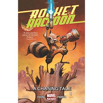Rocket Raccoon Vol. 1 : A Chasing Tale TP