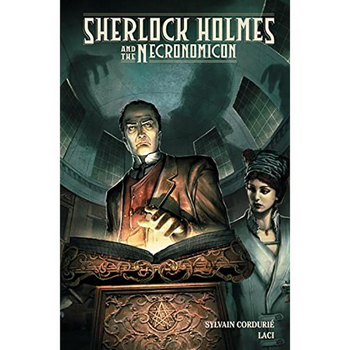 Sherlock Holmes and the Necronomicon HC