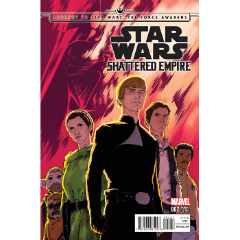 Star Wars : Shattered Empire #2 Anka Variant