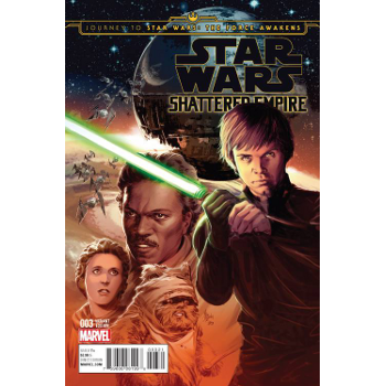 Star Wars : Shattered Empire #3 Deodato Variant