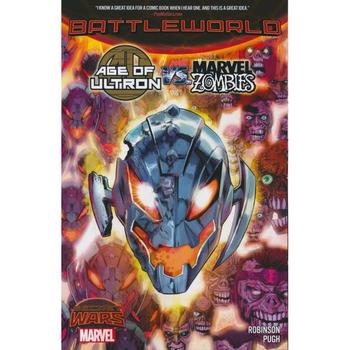 Age of Ultron vs Marvel Zombies : Battleworld TP