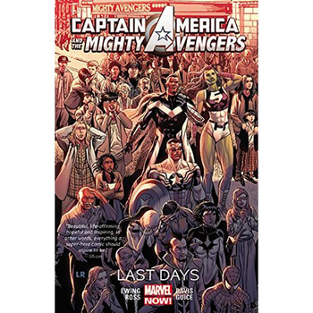 Captain America Mighty Avengers Vol. 2 : Last Days TP