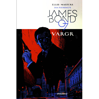 James Bond #1 – Francavilla Variant