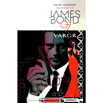 James Bond #1 – Mooney Variant