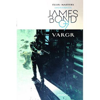 James Bond #1 – Hardman Variant