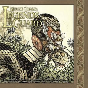 Mouse Guard : Legends of the Guard Vol. 3  HC