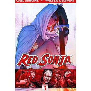 Red Sonja Vol. 3 : Forgiving of Monsters TP