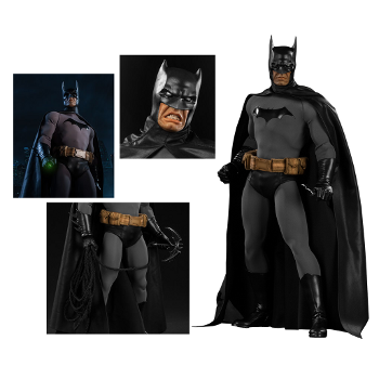 Sideshow Batman Gotham Knight 1:6 scale figure