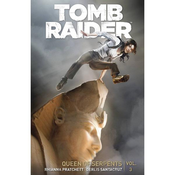 Tomb Raider Vol. 3 : Queen of Serpents TP