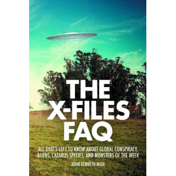 X-Files FAQ : All That's Left To Know SC