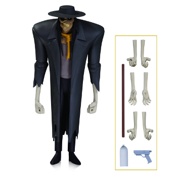 Batman Animated series : Scarecrow action figure