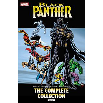 Black Panther Complete Collection Vol. 2 TP