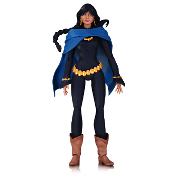 DC Dodson Earth 1 TT Raven action figure