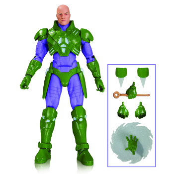 DC Icons : Lex Luthor action figure
