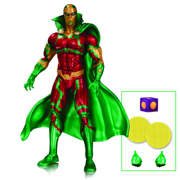 DC Icons : Mister Miracle Earth 2 action figure
