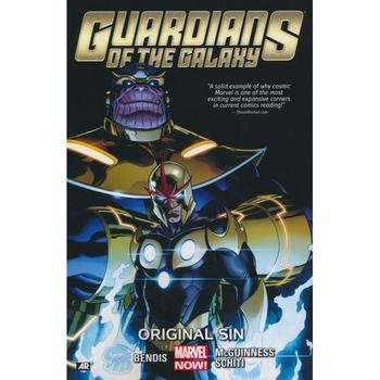 Guardians of the Galaxy Vol. 4 : Original Sin TP