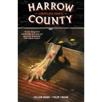 Harrow County Vol. 1 : Countless Haints TP