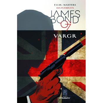 James Bond #2 Francavilla Variant