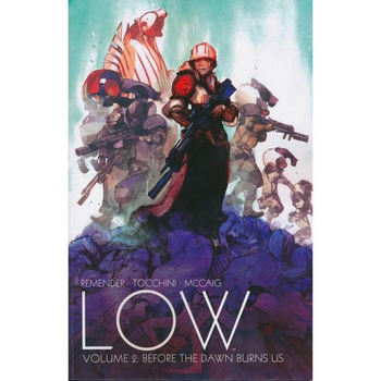 Low Vol. 2 : Before The Dawn Burns Us TP