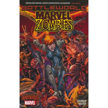 Marvel Zombies : Battleworld TP