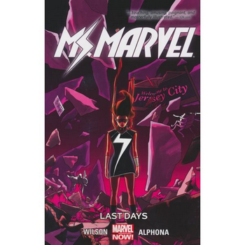 Ms Marvel Vol. 4 : Last Days TP