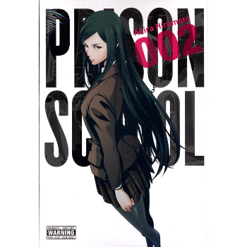 Prison School Vol. 2 SC