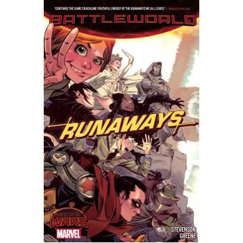 Runaways : Battleworld TP